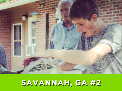 Savannah, GA #2 – June 18-25, 2016